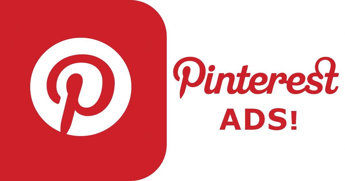 Anúncios no Pinterest